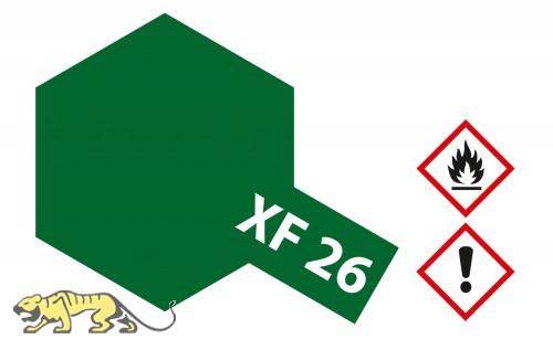 Tamiya XF26 - Dunkel-Grün - Matt