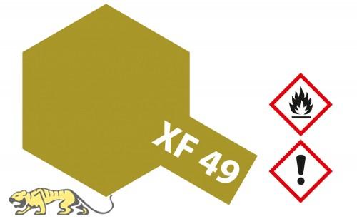 Tamiya XF49 - Khaki - Flat