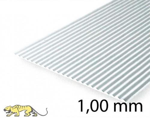 Metal Roof & Corrugated Metal Siding Sheet - 1,00 mm