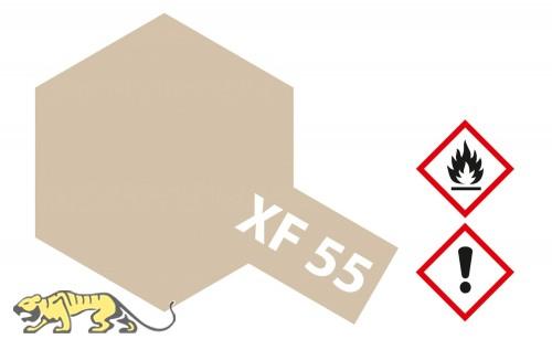 Tamiya XF55 - Deck-Tan - Matt