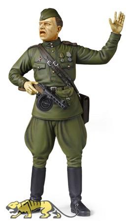 Russian Field Commander - WWII 1:16