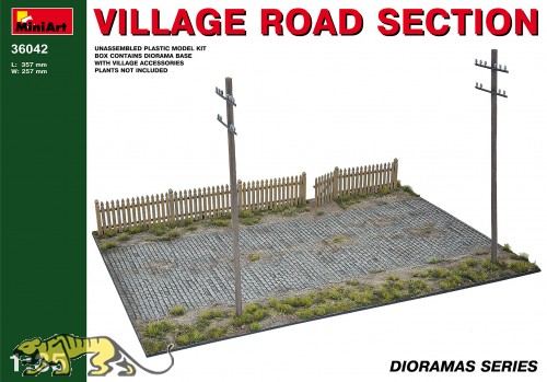 Village Road Section - 1/35