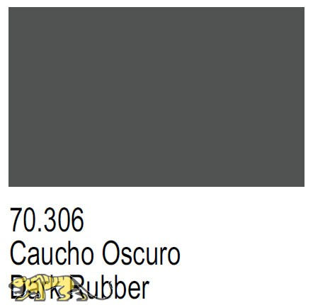 Panzer Aces 70306 - Dark Rubber