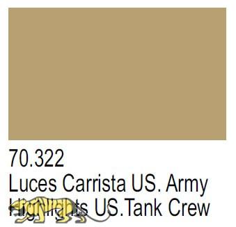 Panzer Aces 70322 - Highlights US Tank Crew