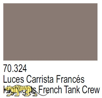Panzer Aces 70324 - Highlights French Tank Crew