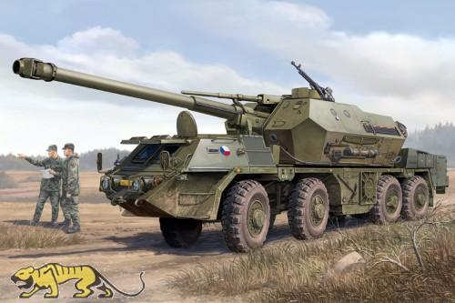152mm ShkH DANA vz. 77 - 1:35