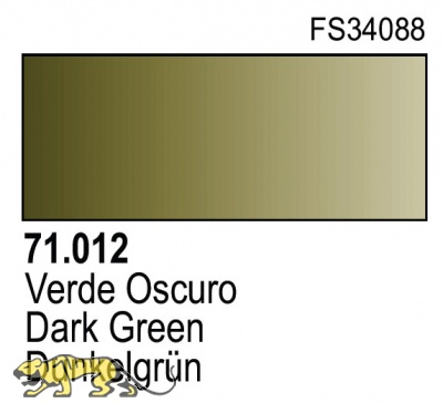 Model Air 71012 - Dark Green