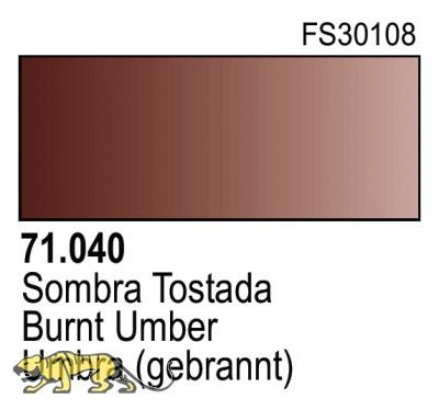 Model Air 71040 - Umbra (gebrannt) / Burnt Umber