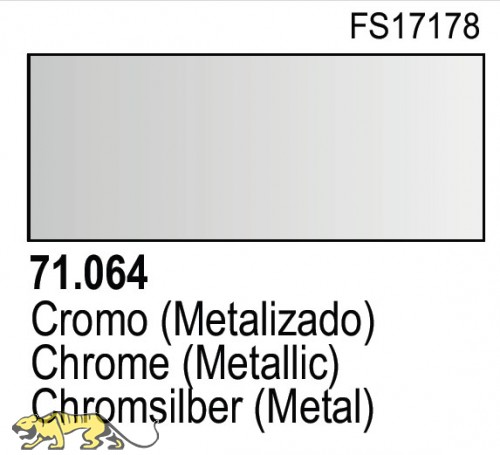Model Air 71064 - Chromsilber (Metal) / Chrome (Metallic)