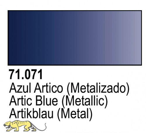 Model Air 71071 - Artikblau (Metal)  / Artic Blue (Metallic)