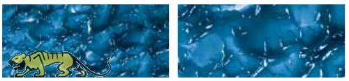Vallejo Wasser Effekte - Mittelmeer Blau / Mediterranean Blue