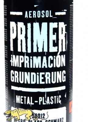 Grundierung Schwarz / Primer Black - 28012 - Sprühdose / Spray