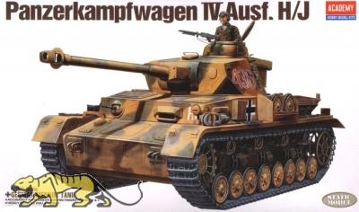 Panzerkampfwagen IV Ausf. H / J - 1/35
