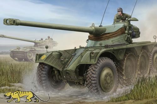 Französischer Panhard EBR-10 Spähpanzer - 1:35