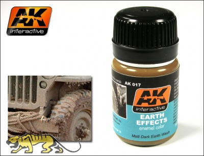 AK-017 Earth Effects / Erd Effekte