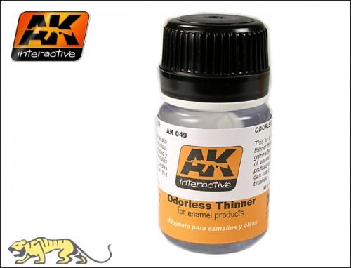 AK-049 Odorless Turpentine / Geruchloses Terpentin 35ml