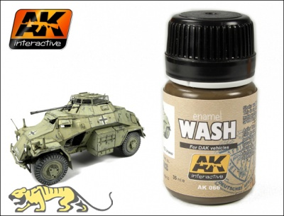 AK-066 Afrika Korps wash