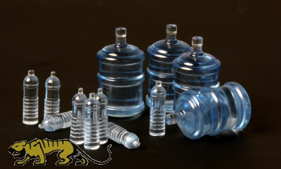 Water Bottles for Vehicles / Diorama - 1/35