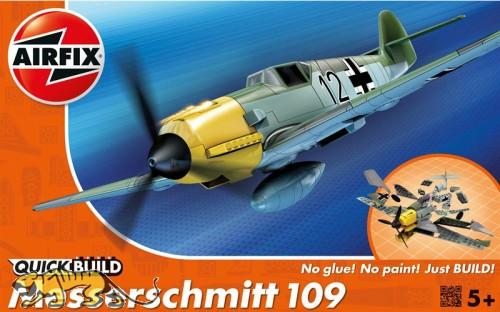 Quick Build - Messerschmitt Bf109 E