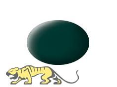 Revell Aqua Color - 40 Schwarzgrün - Matt