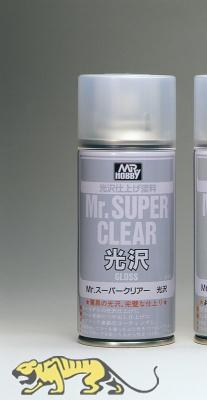 Mr. Super Clear - Gloss - Spray