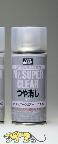 Mr. Super Clear - Flat - Spray