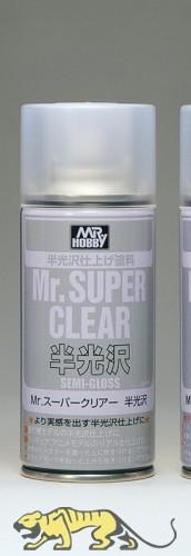 Mr. Super Clear - Semi Gloss - Spray