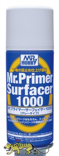 Mr. Primer Surfacer 1000 - Spray
