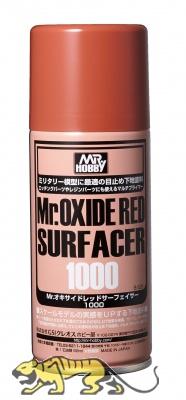Mr. Oxide Red Surfacer 1000 - Spray