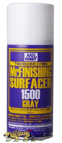 Mr. Finishing Surfacer 1500 Gray - Spray