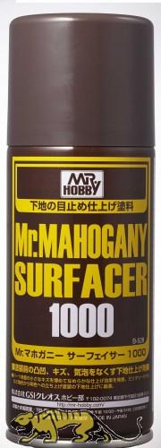 Mr. Mahogany Surfacer 1000 - Spray