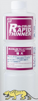 Mr. Color Rapid Thinner
