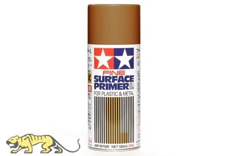 Tamiya Fine Surface Primer L for Plastic & Metal - Oxide Primer Red - 180ml