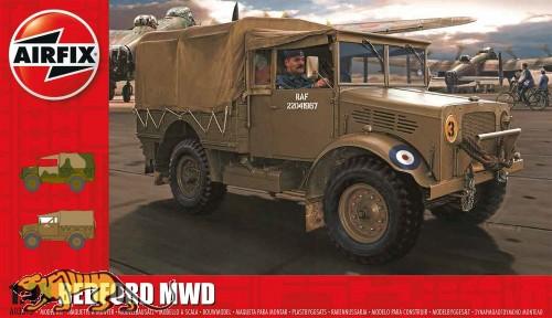 Bedford MWD Light Truck - 1:48