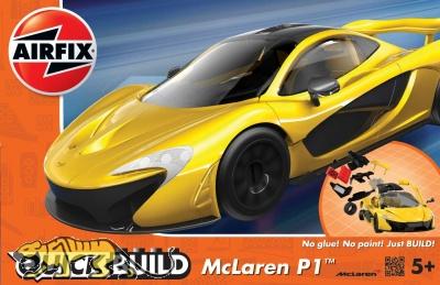 Quick Build - McLaren P1