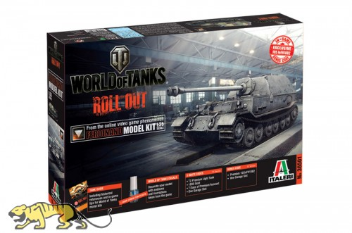 World of Tanks - FERDINAND - 1:35