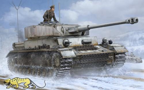 Panzer Beobachtungswagen IV Ausf. J / Panzerbefehlswagen - 1:16