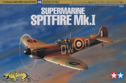 Supermarine Spitfire Mk. I - 1:72
