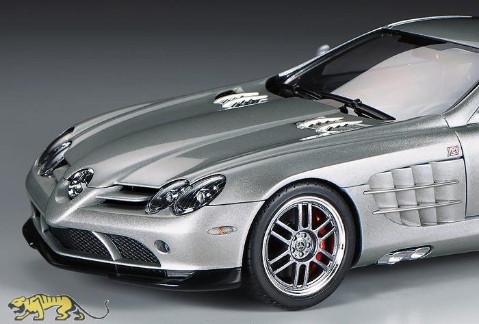 Mercedes Benz Slr Mclaren 722 Edition 1 24