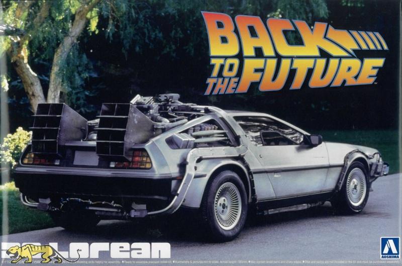 Zurück In Die Zukunft Delorean