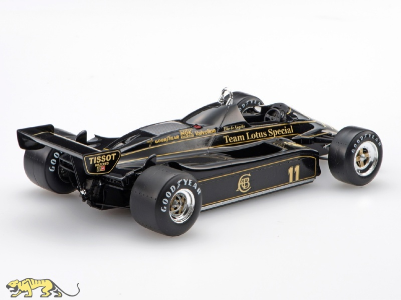 team lotus type 91 belgian gp 1982 1 20 ebbro ebr20019 axels modellbau shop. Black Bedroom Furniture Sets. Home Design Ideas