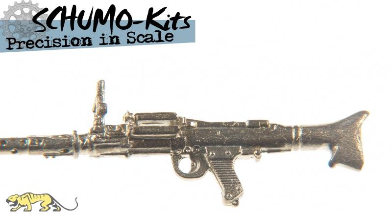 German Machine Gun 34 (MG34)