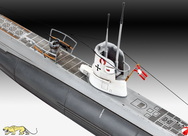 German Type Ii Submarine for Pinterest