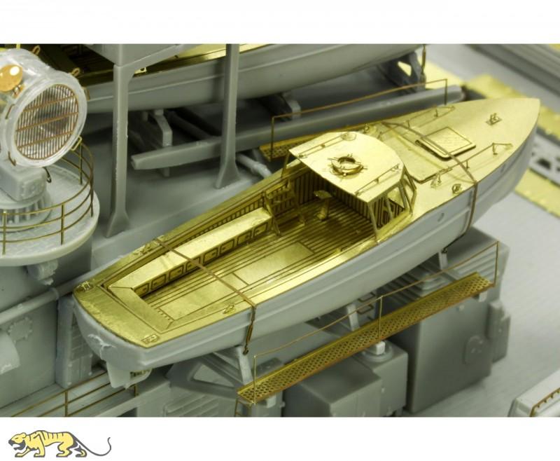 foto tzteile rettungsboote f r 1 200 dkm bismarck. Black Bedroom Furniture Sets. Home Design Ideas