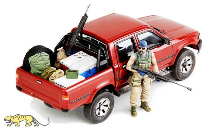 Pick Up Zubehör : pick up mit zubeh r ladegut 1 35 meng model mevs 002 ~ Watch28wear.com Haus und Dekorationen