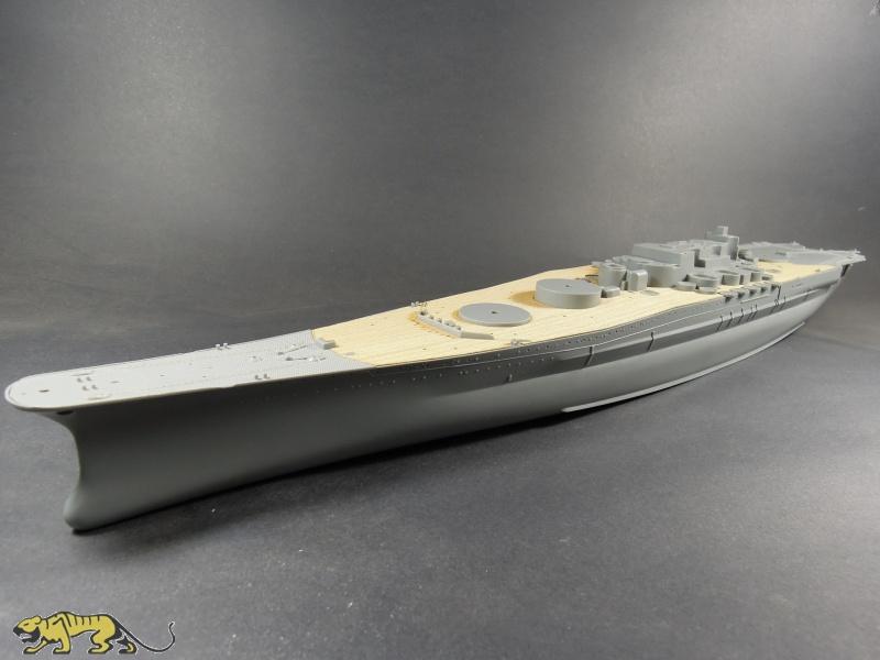 Tamiya 78030 1:350 Japanisches Schlachtschiff Yamato
