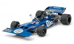 Tyrrell 003 - 1971 Monaco GP - 1:12