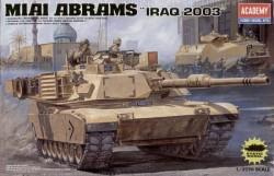US M1A1 Abrams - Iraq 2003 - 1/35