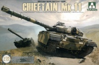 British Main Battle Tank Chieftain Mk. 11 - 1:35