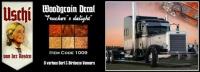 Holzstruktur - Decals / Abziebilder - Truckers delight